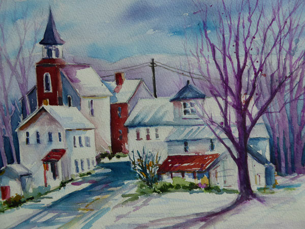 "Donna Ashbaugh - ""My Home Town"""