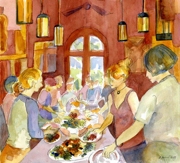 "Brenda Beatty - ""Saint Andrews Feast"""