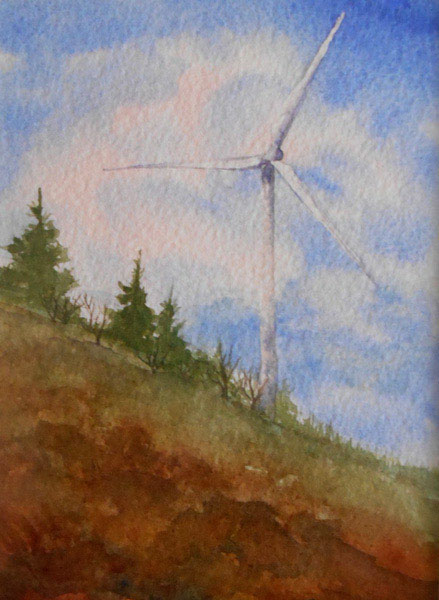 "Janet Hart - ""Wind Energy"""