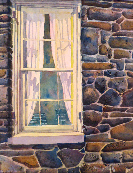 "Nancy Kautz - ""Window in Time"""