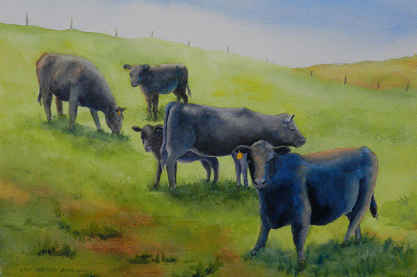 "Judy Mattson Reed - ""The Ladies of the Field"""