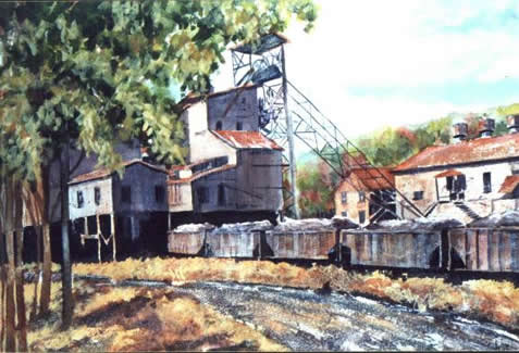 Southern Coal Field Memories