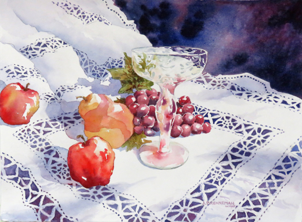 Jeanne Brenneman - Heirloom II