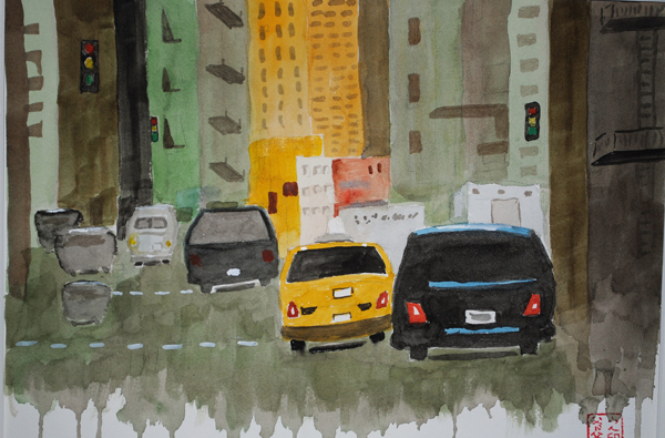 "James Lefebvre ""Downtown"""