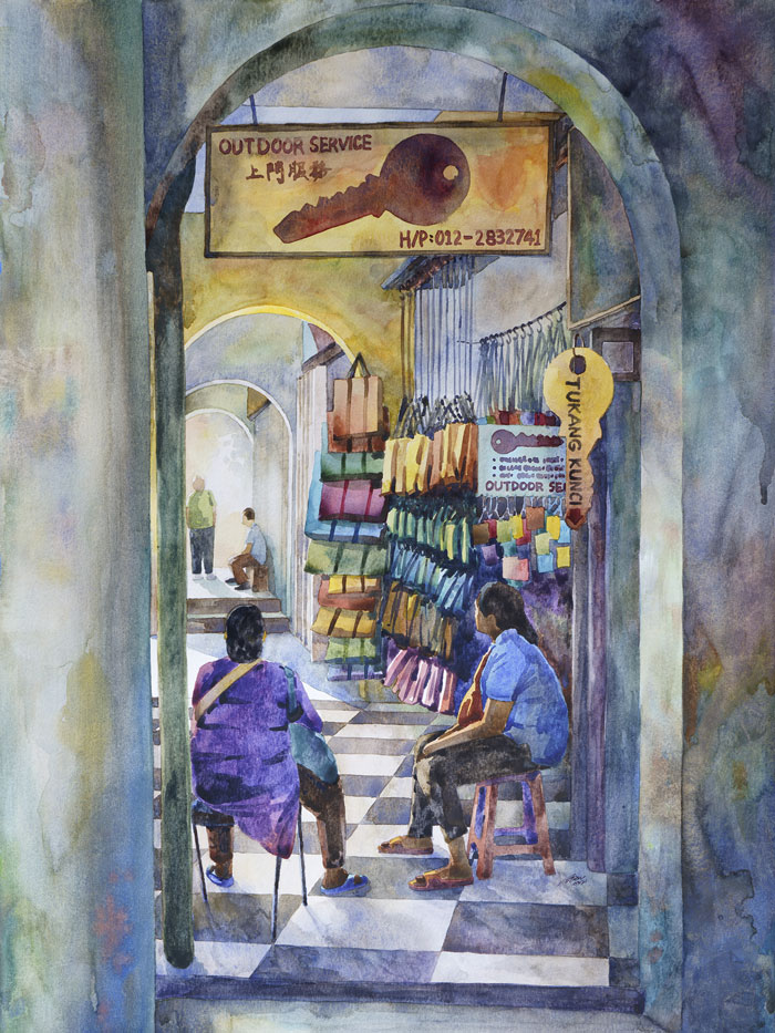Voon Wong, Sioux Falls, SD - The Storekeepers
